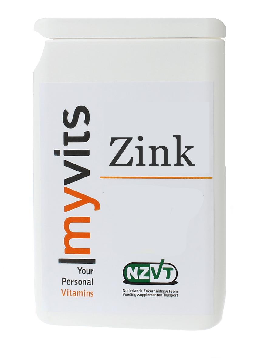 Zink MyVits