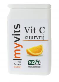 Vitamine C 1000 zuurvrij MyVits