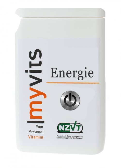 Energie geeft je power! MyVits