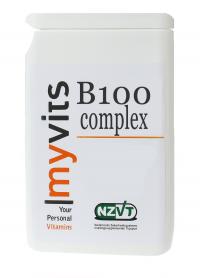 Vitamine B100 complex MyVits