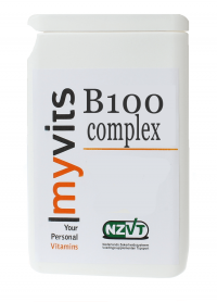 Vitamine B50 complex MyVits